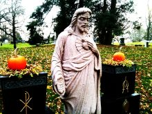 My messiah has two gourds.