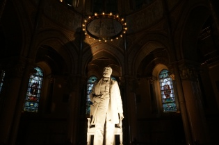 Why hello, President Garfield. You look good in this light.