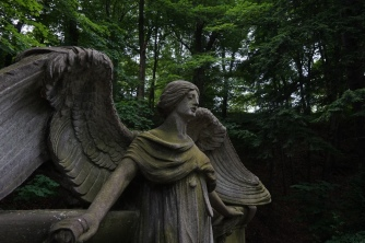 Same angel from front.