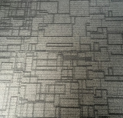 Carpet on Observation Deck of Sears Tower