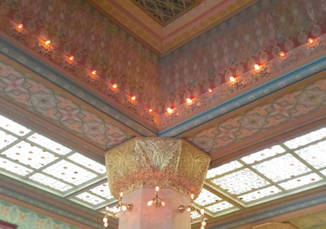 Chicago Trading floor at Art Institute