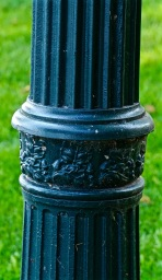 Lampost in Lakeside.