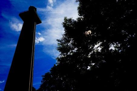 Prison Ship Martyrs Memorial in Ft. Greene Park.